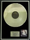 COLDPLAY -  Platinum Disc LP - VIVA LA VIDA